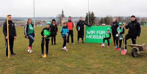Neues Projekt für den Sport: Errichtung eines Soccercourts ⚽️