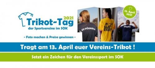Am 13.04.2021: Aktionstag für den Vereinssport im SOK 📸